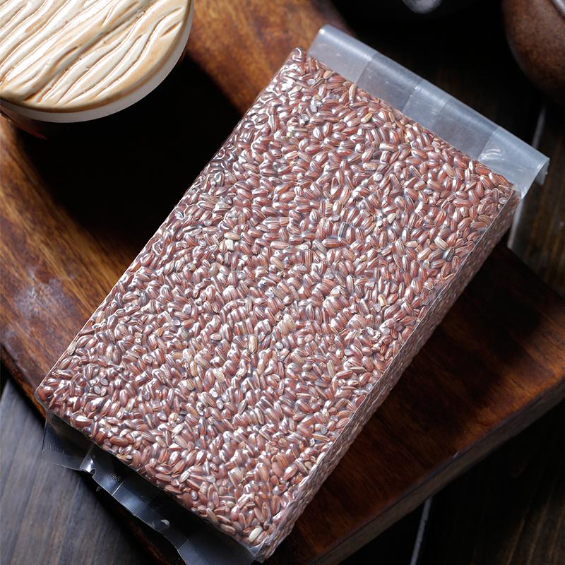 胭脂米高山农家自种红米正宗原生态杂粮红血稻御田贡米