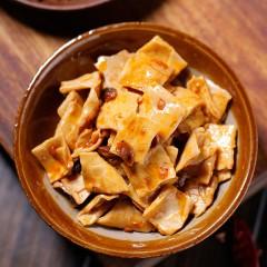 紫水豆干 手撕休闲豆干(泡椒味)