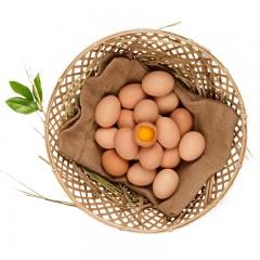 《田蜜食光》开州散养农家鸡蛋(此产品只限开州区售卖)